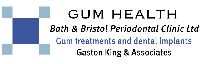 Gaston King Bath and Bristol Periodontal Clinic Gum treatments and Dental Implants
